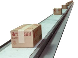 Armorbelt can be used as a drying, cooling and oven conveyor in addition to its superb ability for handling all types of packages and objects.