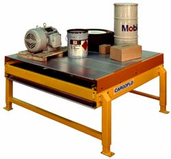 Armorbelt® is a steel belt conveyor designed for manufacturing and material handling.
