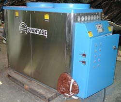 This is a chemical heating and cooling unit. Click to enlarge.