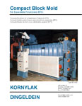 Brochures for Block Mold from the Kornylak Corporation