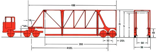 Strad-O-Lift® drawling specifications.